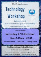 Chat Club - Technology Workshop